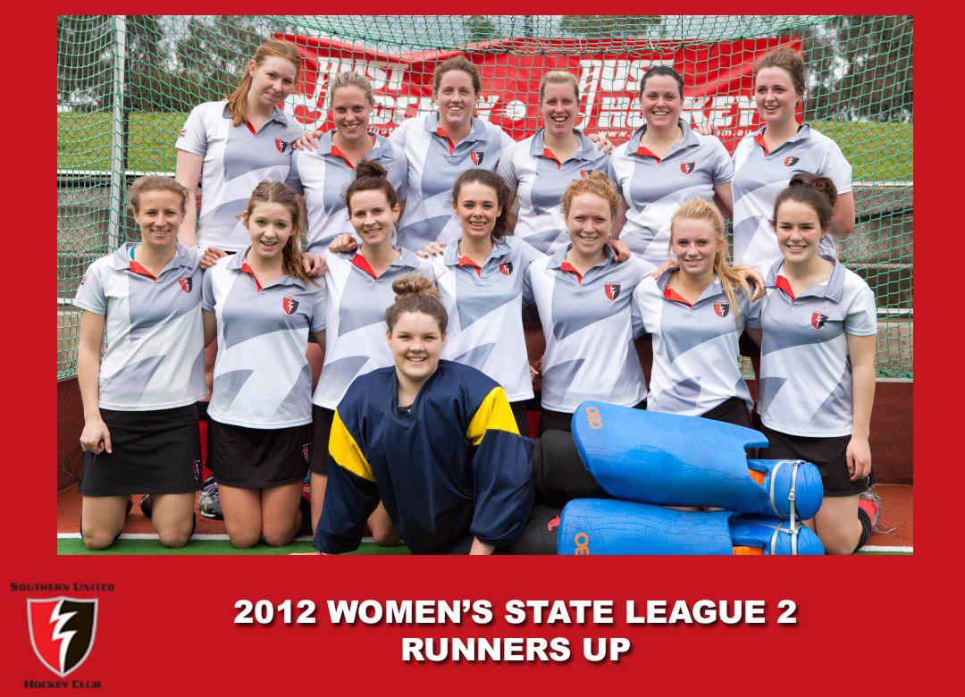 2012 Outdoor Women's SL2