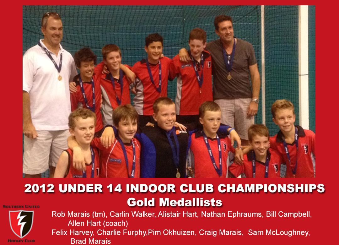 2012 Indoor U14 Boys Club Champs