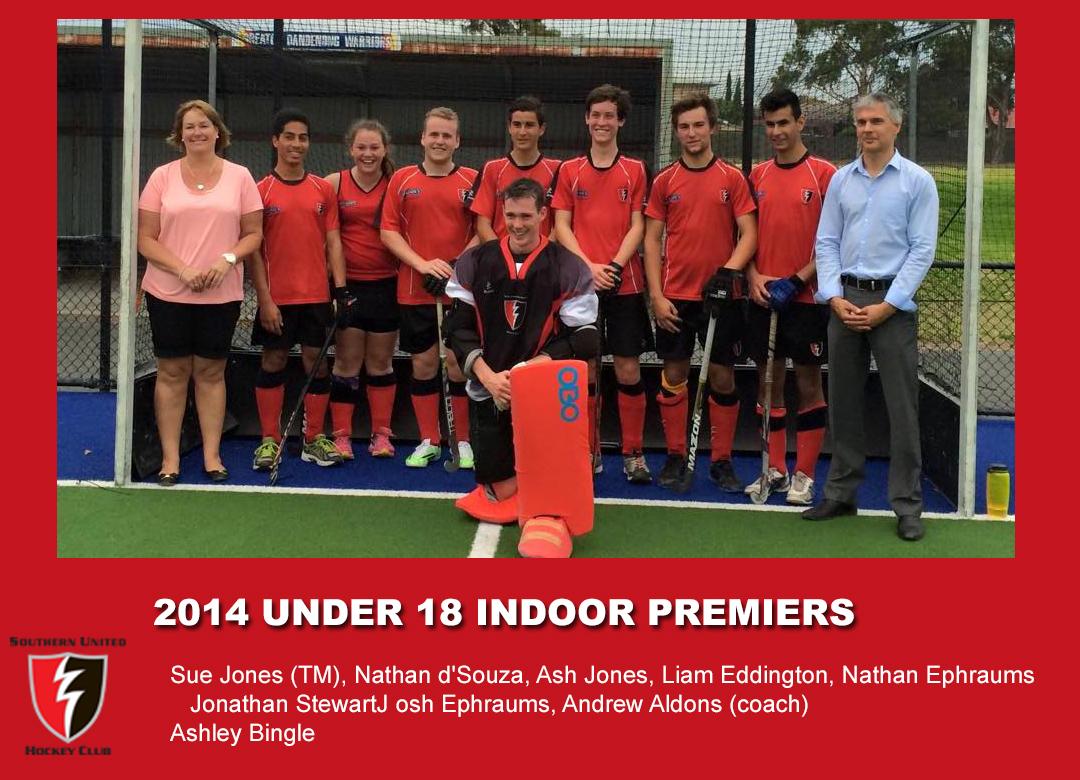 2014 Indoor U18