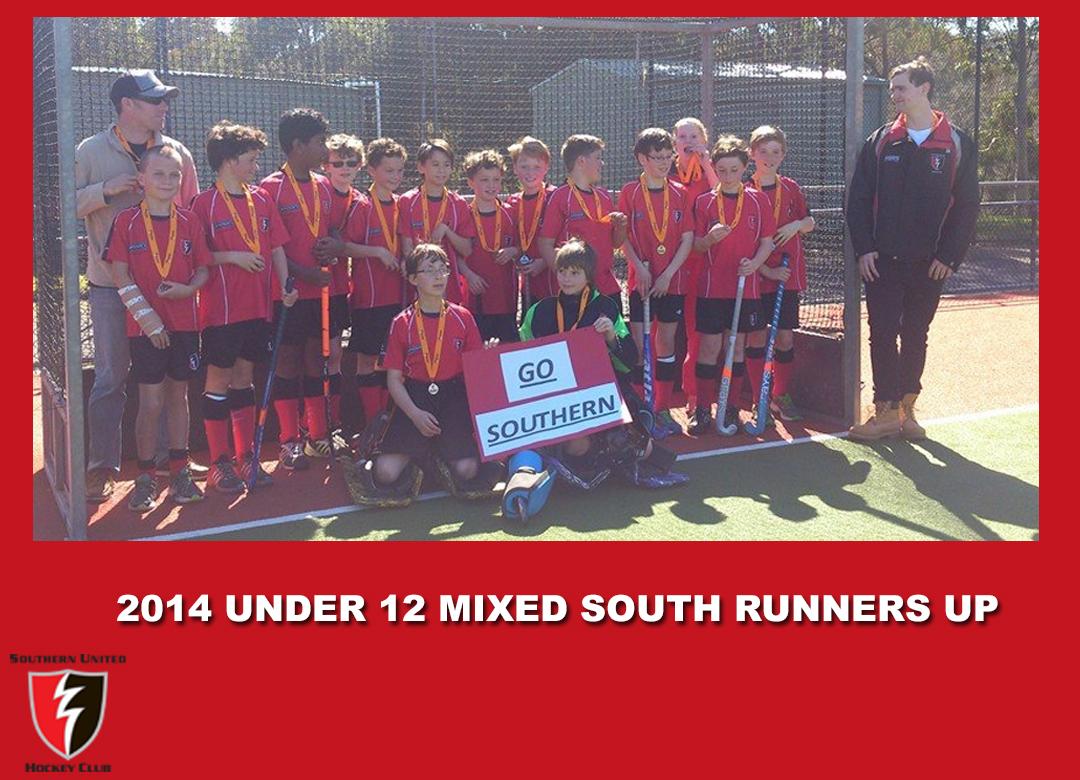 2014 Outdoor U12 Mixed South