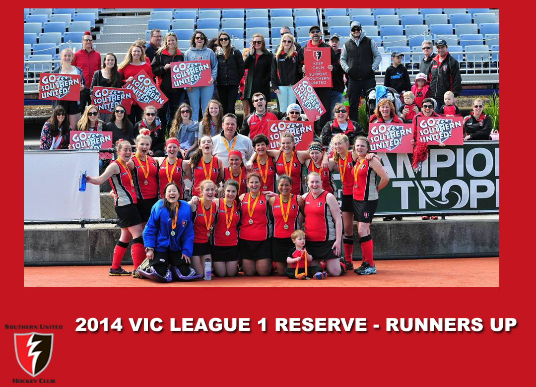 2014 Outdoor Women's Vic League 1 Reserves