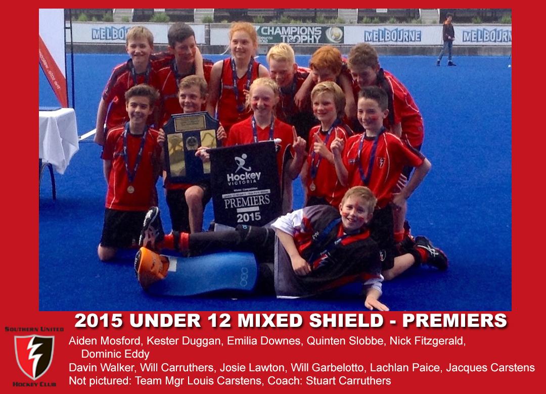 2015 Outdoor U12 Mixed Shield
