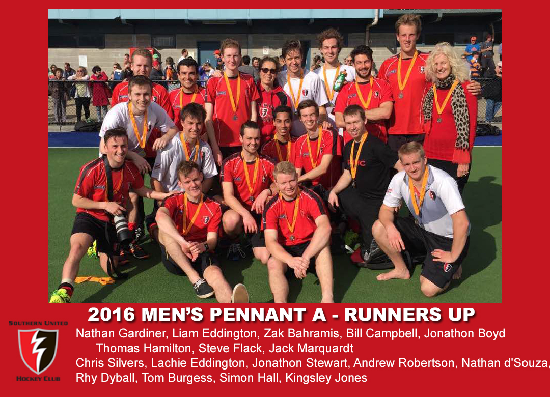 2016 Outdoor Mens Pennant A