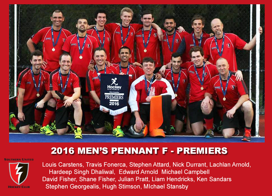 2016 Outdoor Mens Pennant F