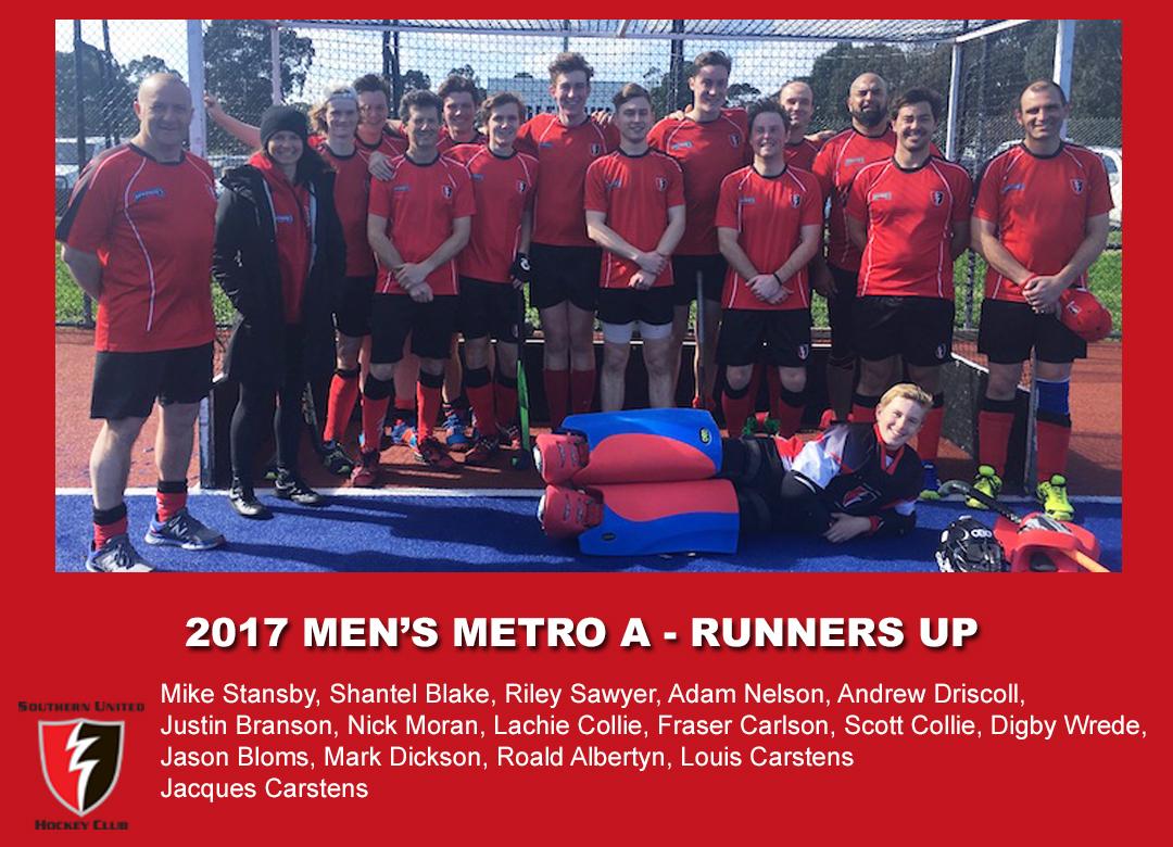 2017 Outdoor Mens Metro A