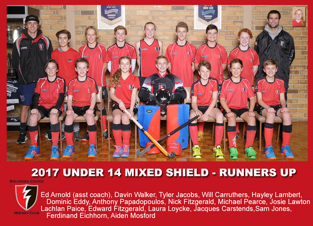 2017 Outdoor U14 Mixed Shield