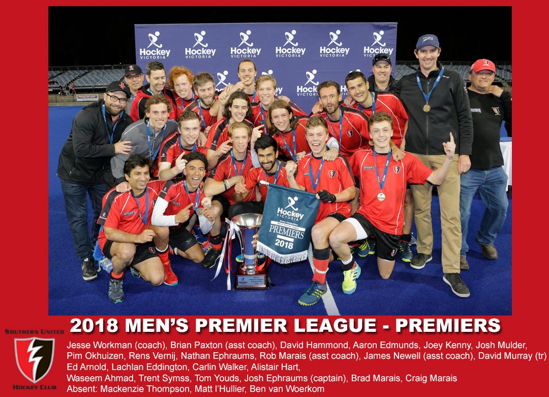 2018 Outdoor Men's  Premier League
