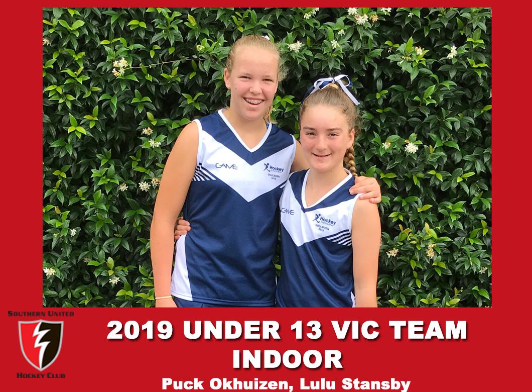 2019 U13 Indoor