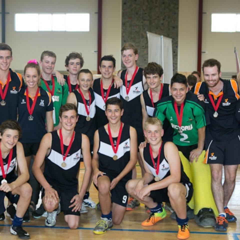 Under 15 Indoor Aus Championships 2014