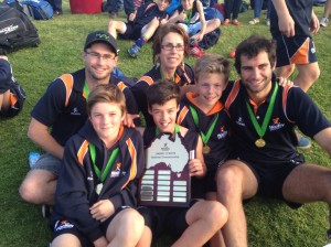 U13 State Championship Grand Final winners from SUHC
