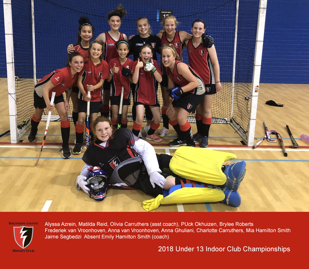 2018 U13 Club Champs Girls