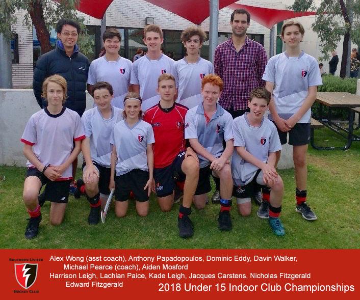2018 U15 Club Champs