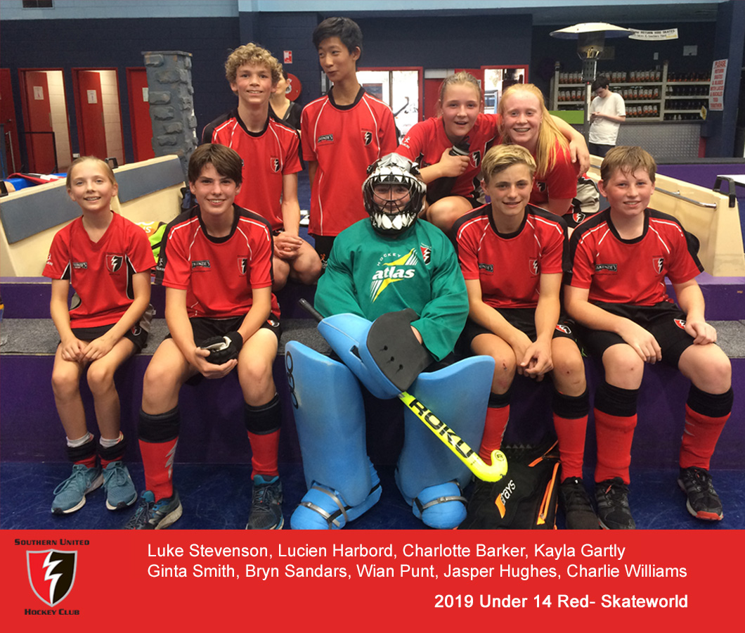 2019 Under 14 Red @ Skateworld