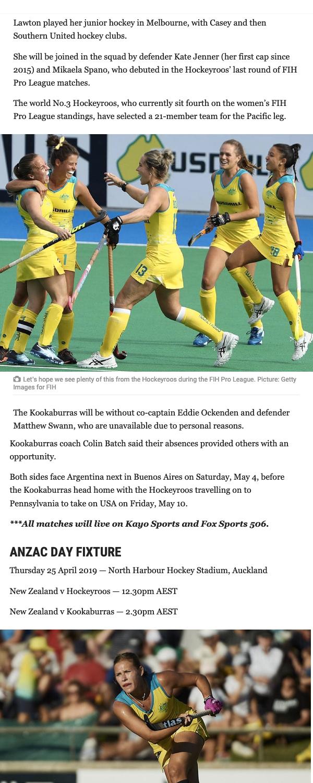 The Herald Sun April 24 Part 1