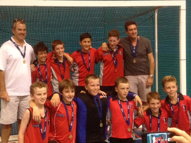 2012 Indoor Junior Club Champs