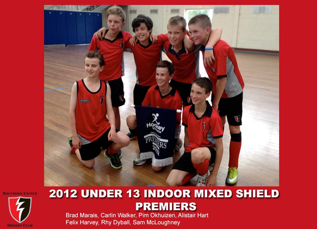 2012 Indoor Shield U13