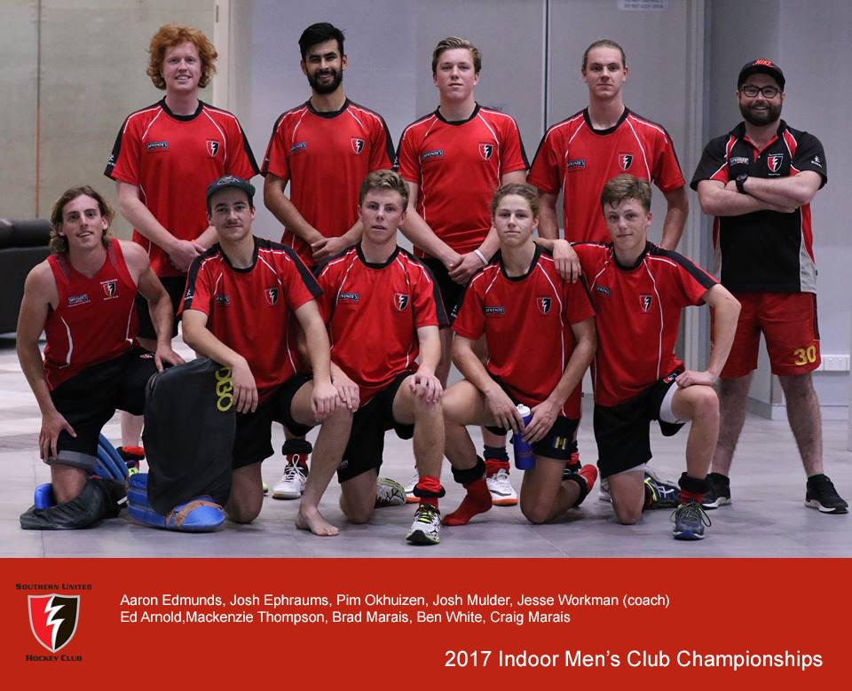 2017 Indoor Club Champs Men