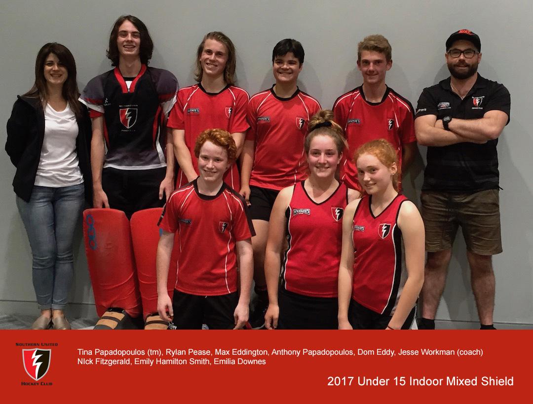 2017 Indoor Shield U15
