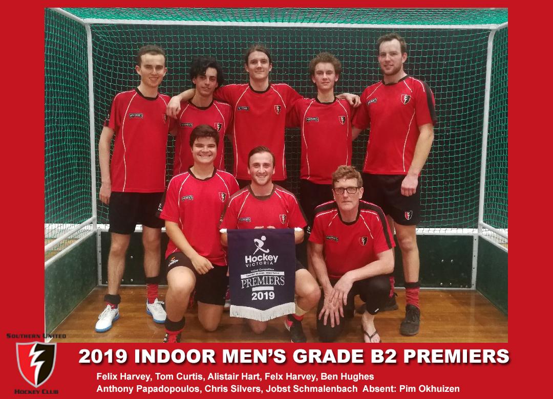 2019 Indoor Men B Grade