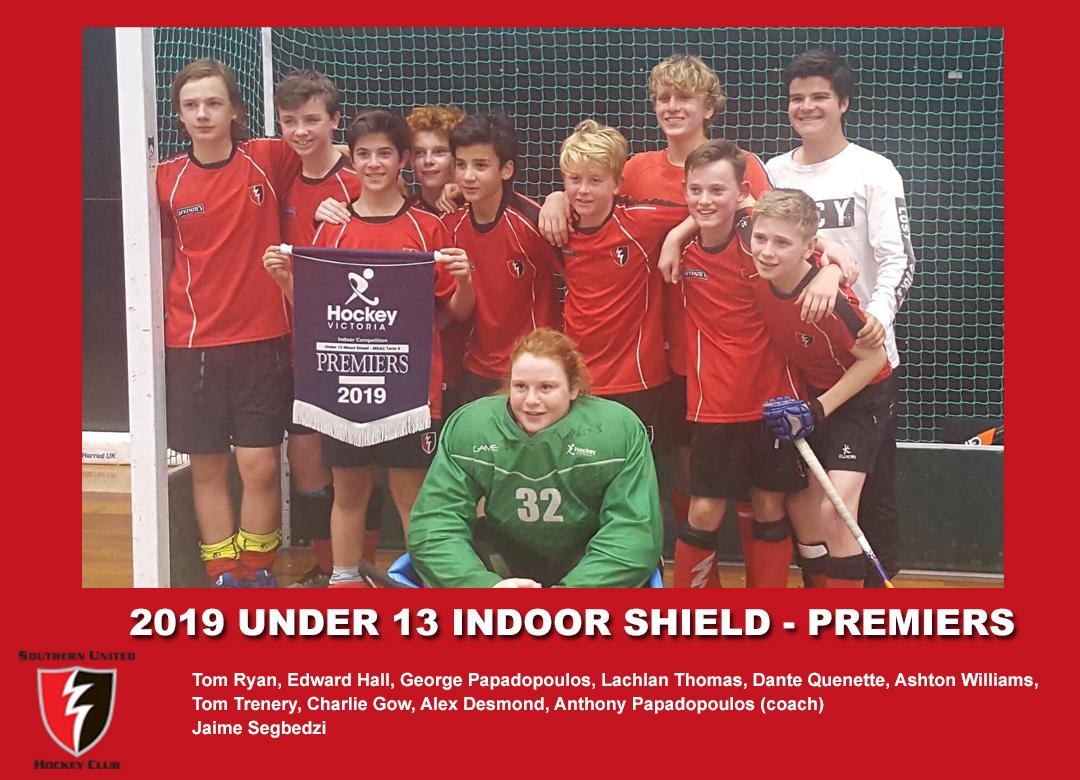 2019 Indoor Shield U13
