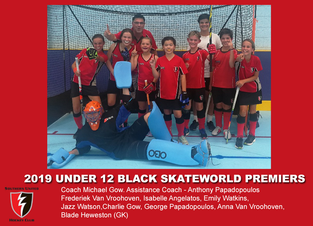 2019 Indoor Skateworld U12 Black