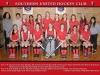 UNDER 14 GIRLS MARG TOMLINSON SHIELD