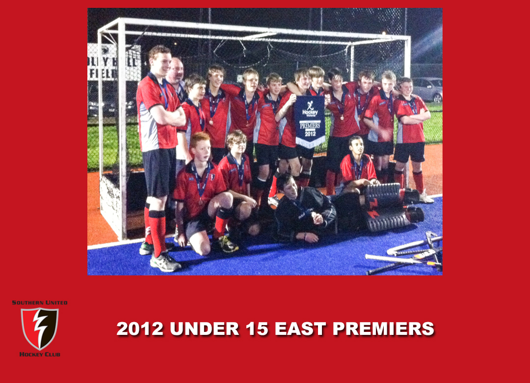 2012 outdoor u15  east