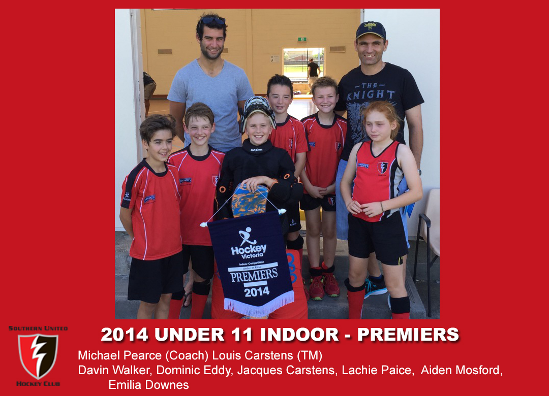 2014 Indoor u11