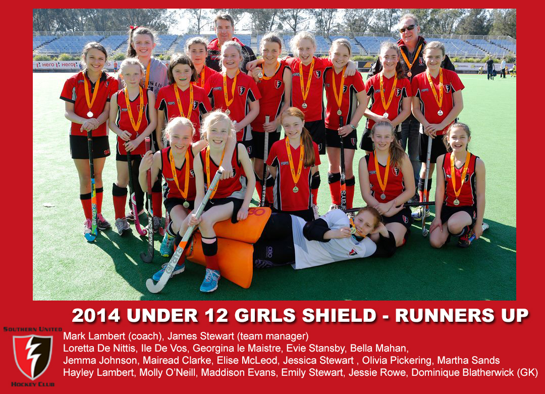 2014 Outdoor U12 Girls