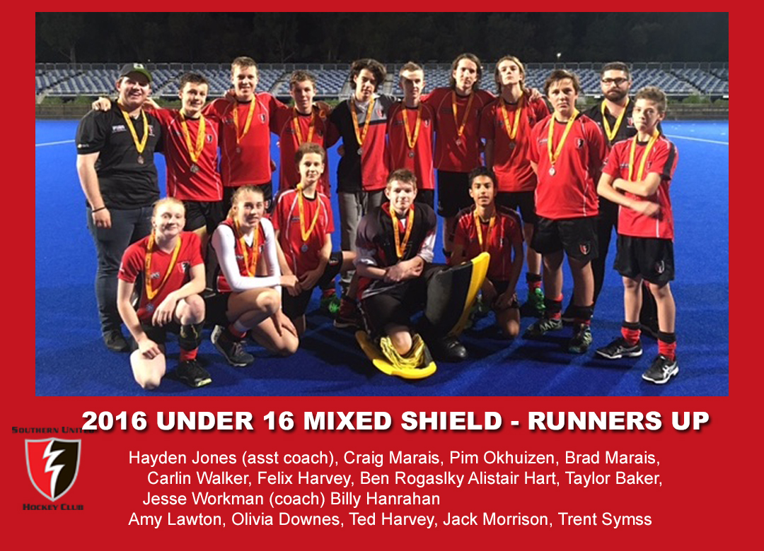2016 Outdoor U16 Mixed Shield