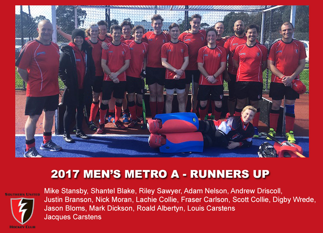 2017 Outdoor Mens Metro A