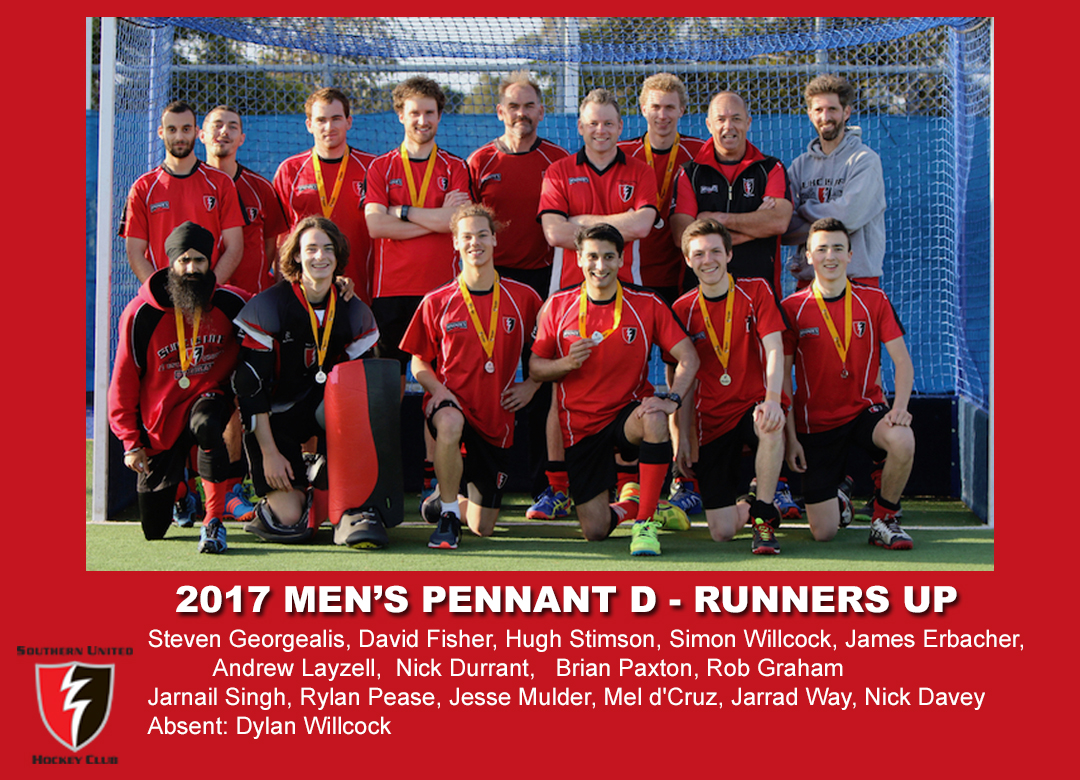 2017 Outdoor Mens Pennant D