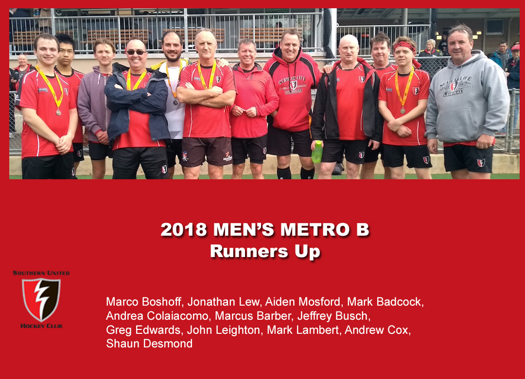 2018 Outdoor Mens Metro B