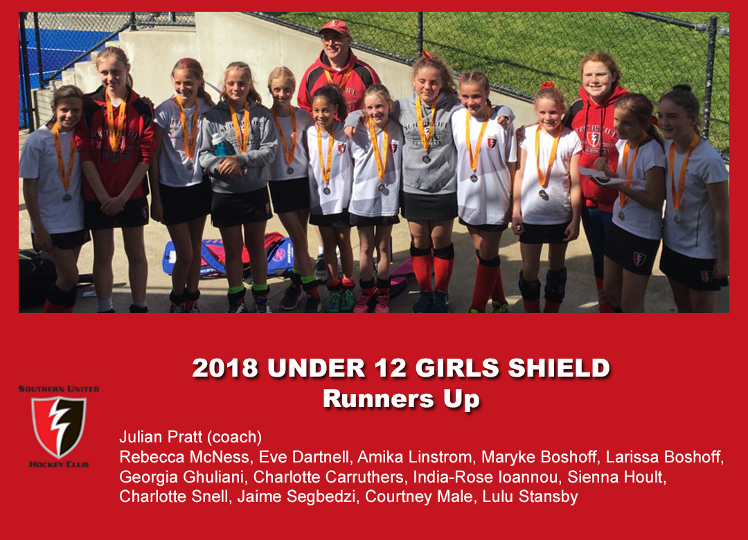 2018 Outdoor U12 Girls Shield
