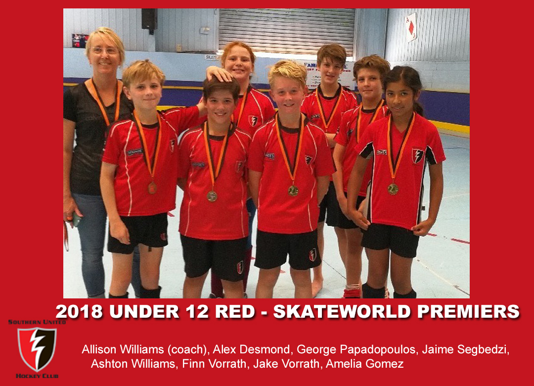 2018 indoor u12 skateworld red