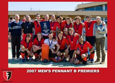2007 outdoor mens pennant B