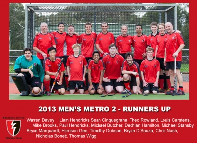 2013 Outdoor Mens Metro 2