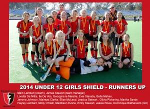 2014 Outdoor U12 Girls