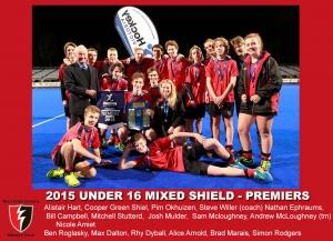 2015 Outdoor U16 Mixed Shield