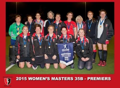 2015 Outdoor Womens Master Premiers