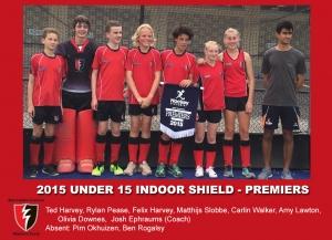 2015 indoor u15 shield