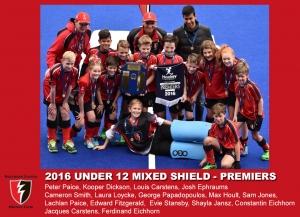 2016 Outdoor U12 Mixed Shield