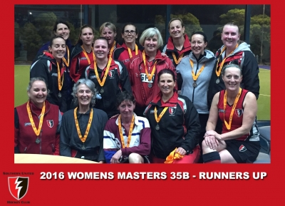 2016 Outdoor Womens Masters 35B
