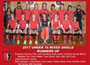 2017 Outdoor U16 Mixed Shield