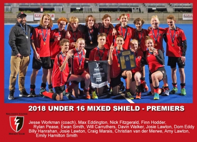 2018 Outdoor U16 Mixed Shield