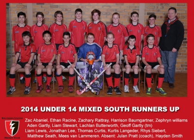 2014 Outdoor U14 Mixed South