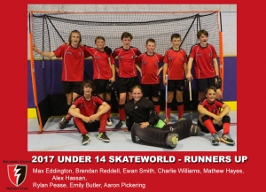 2017 Indoor u14 skateworld
