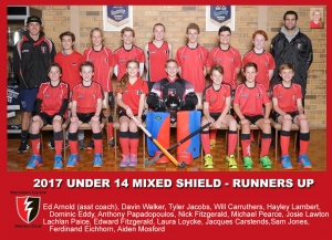 2017 Outdoor U14 Mixed Shield