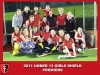 2011 Outdoor u13 Girls shield