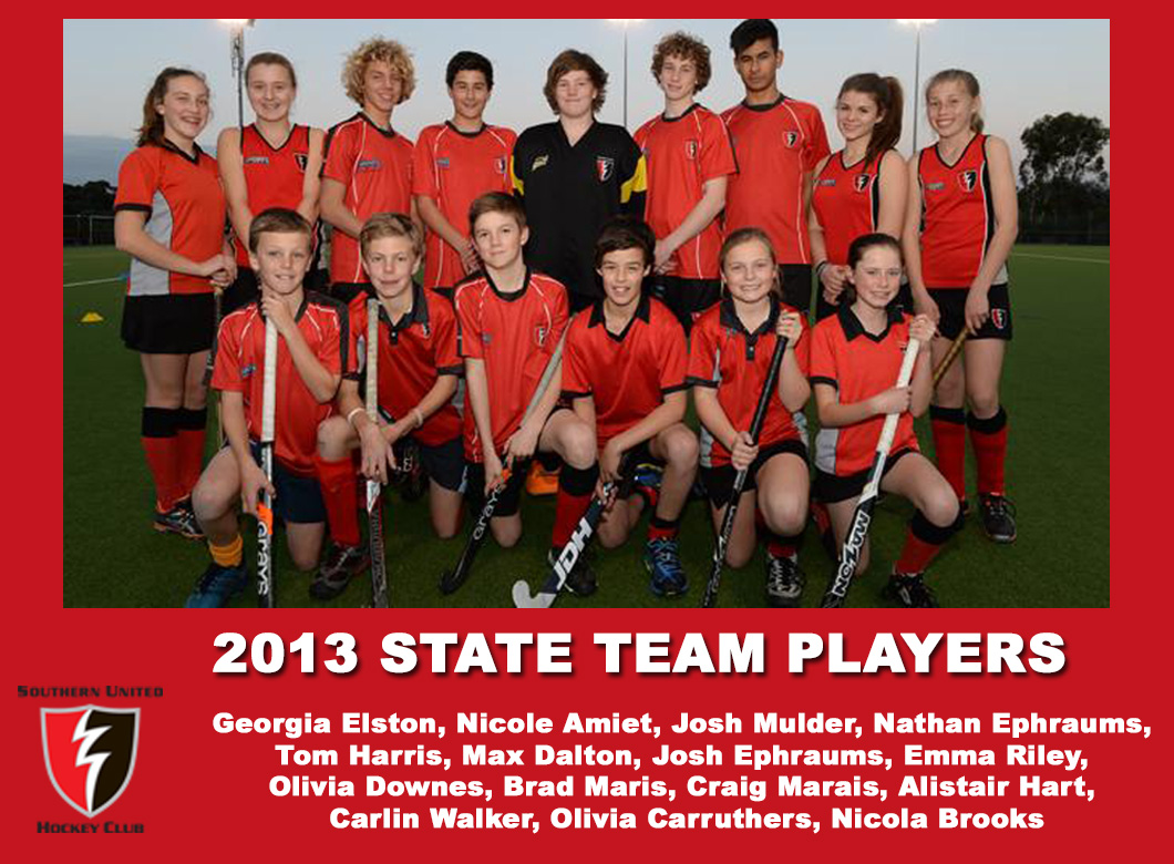 2013 State Players